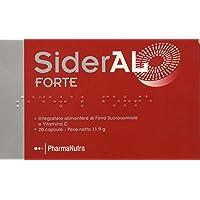 Pharmanutra Sideral Forte Integratore Alimentare di Ferro - 20 Capsule