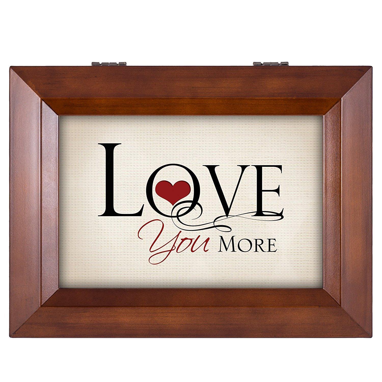 品質保証 Love Is You Need More木製仕上げジュエリー音楽ボックスPlays Tune All You Need Love Is Love B00XUOC0BU, 遊佐町:08ead074 --- arcego.dominiotemporario.com