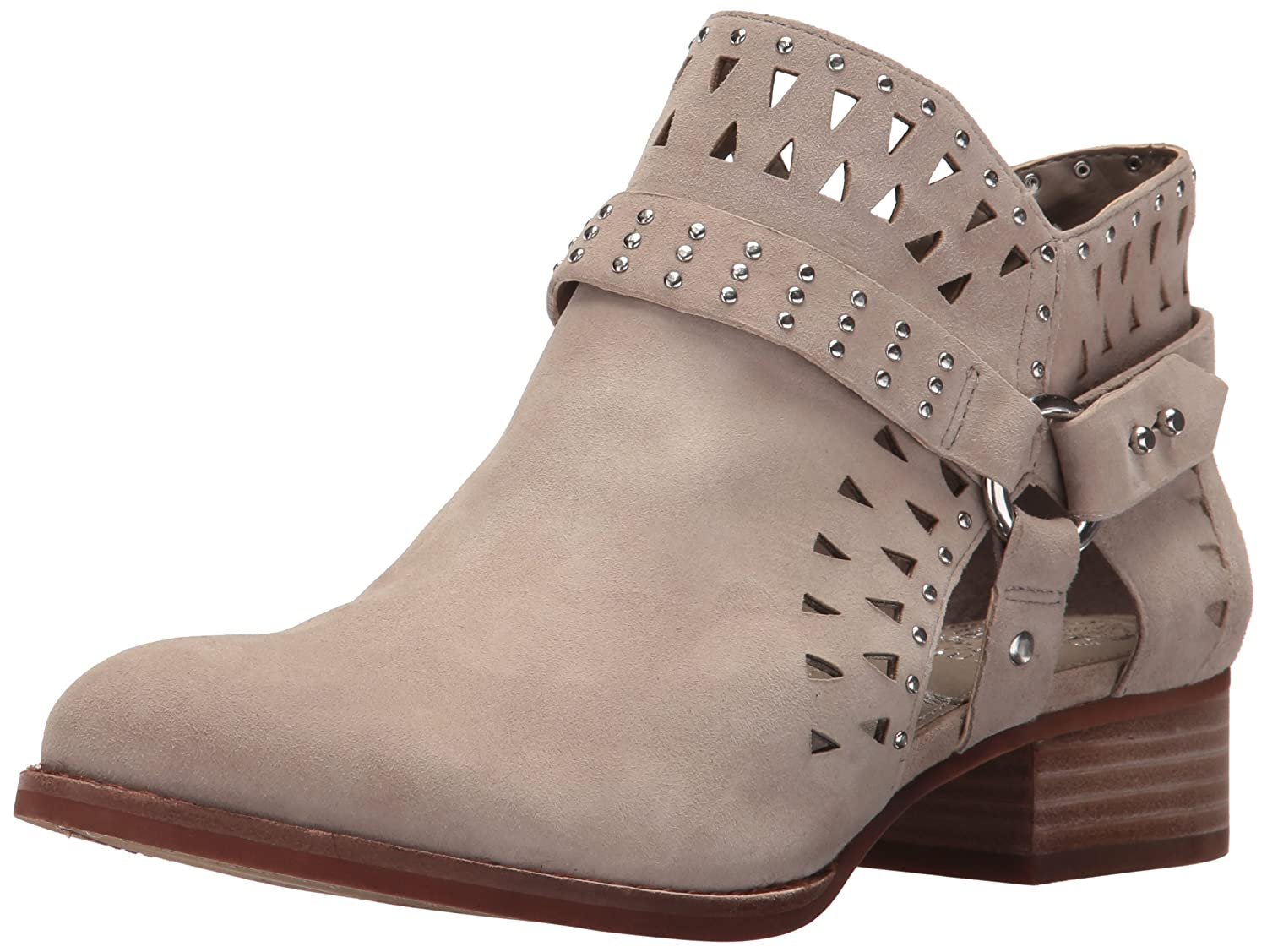 Vince Camuto Women's Calley Ankle Boot B01MS6XI8K 9.5 B(M) US|London Fog