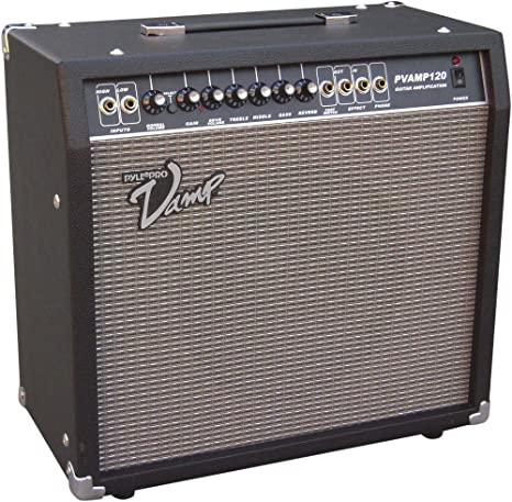 PYLE-PRO PVAMP120 120W GUITAR PRACTICE AMPLIFIER