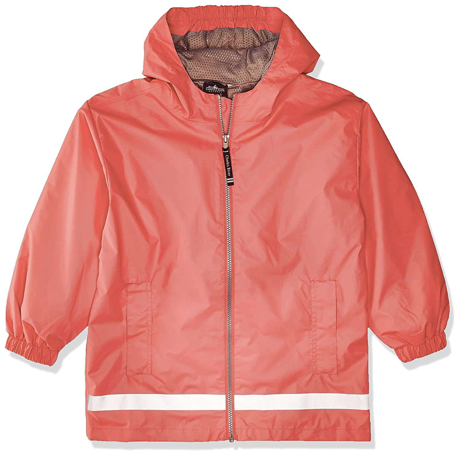 Charles River Apparel Kids' New Englander Rain Jacket