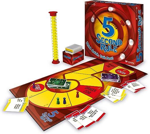 5 Segunda Regla GF001 Juego de Cartas, Multi: Amazon.es: Juguetes y juegos