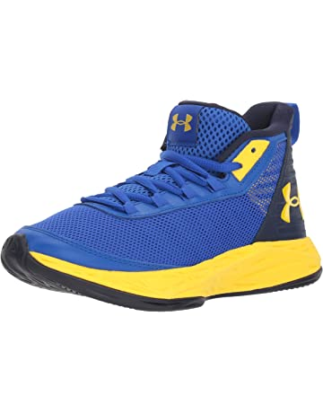 low cost 0d7d5 6d99c Under Armour Kids  Grade School Jet 2018 Basketball Shoe