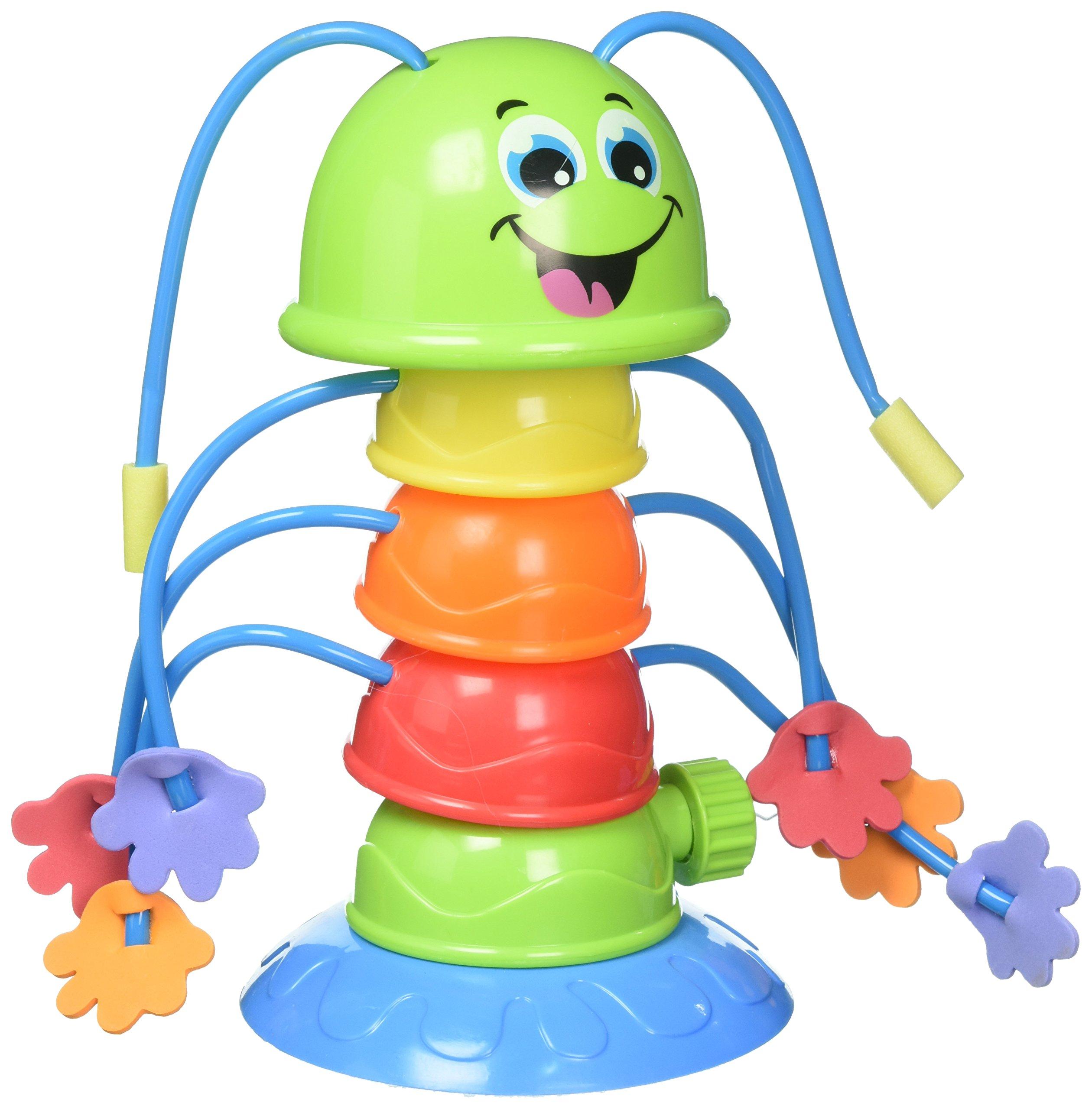Wigglin' Waterpillar with 8 Sprinkling Water Wiggers