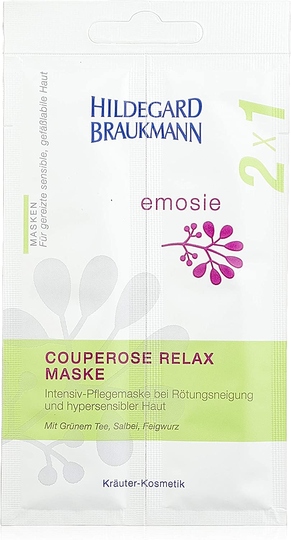 Hildegard Braukmann Emosie Couperose Relax Mask – Mascarilla para ...