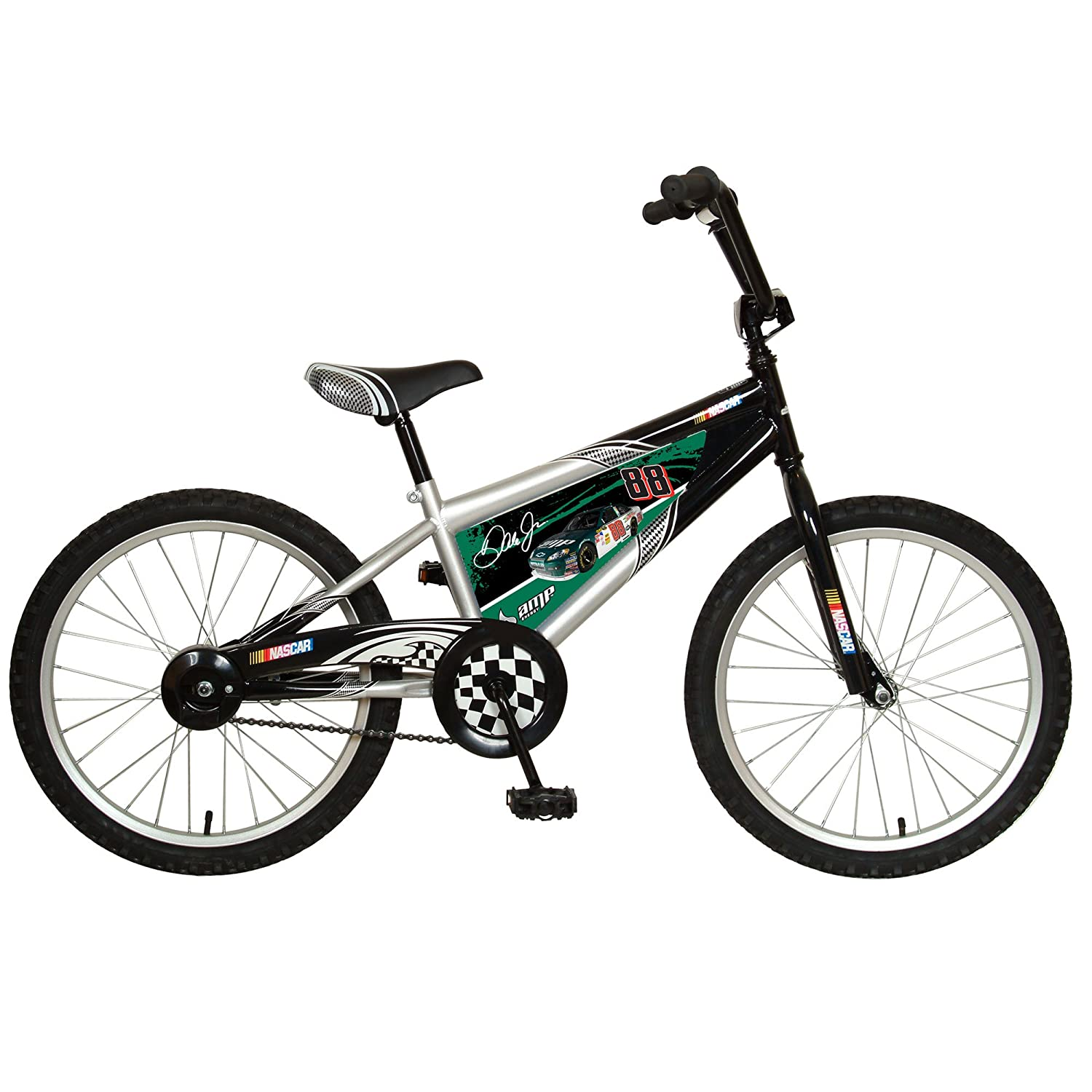 Amazon.com : NASCAR Dale Junior 20-Inch Bicycle : Childrens Bicycles : Sports & Outdoors