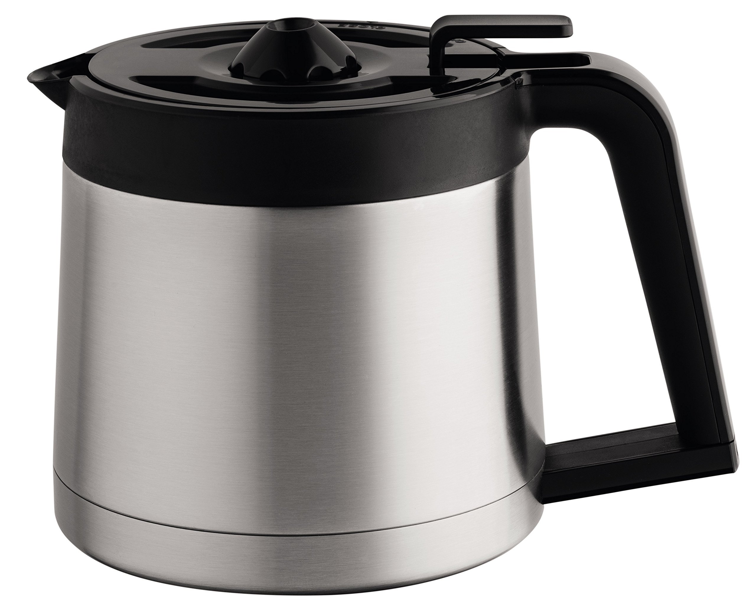 KRUPS XB1130 ET351 Replacement Thermal Coffee Carafe, 12 Cup, Silver