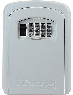 Master Lock 5401EURDCRM Caja de Seguridad [Mediana] [Montaje Mural] 5401EURDCRM-Select