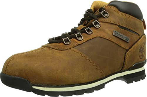 Euro Hiker FTB_Splitrock 2, Herren Kurzschaft Stiefel, (MEDIUM BROWN)