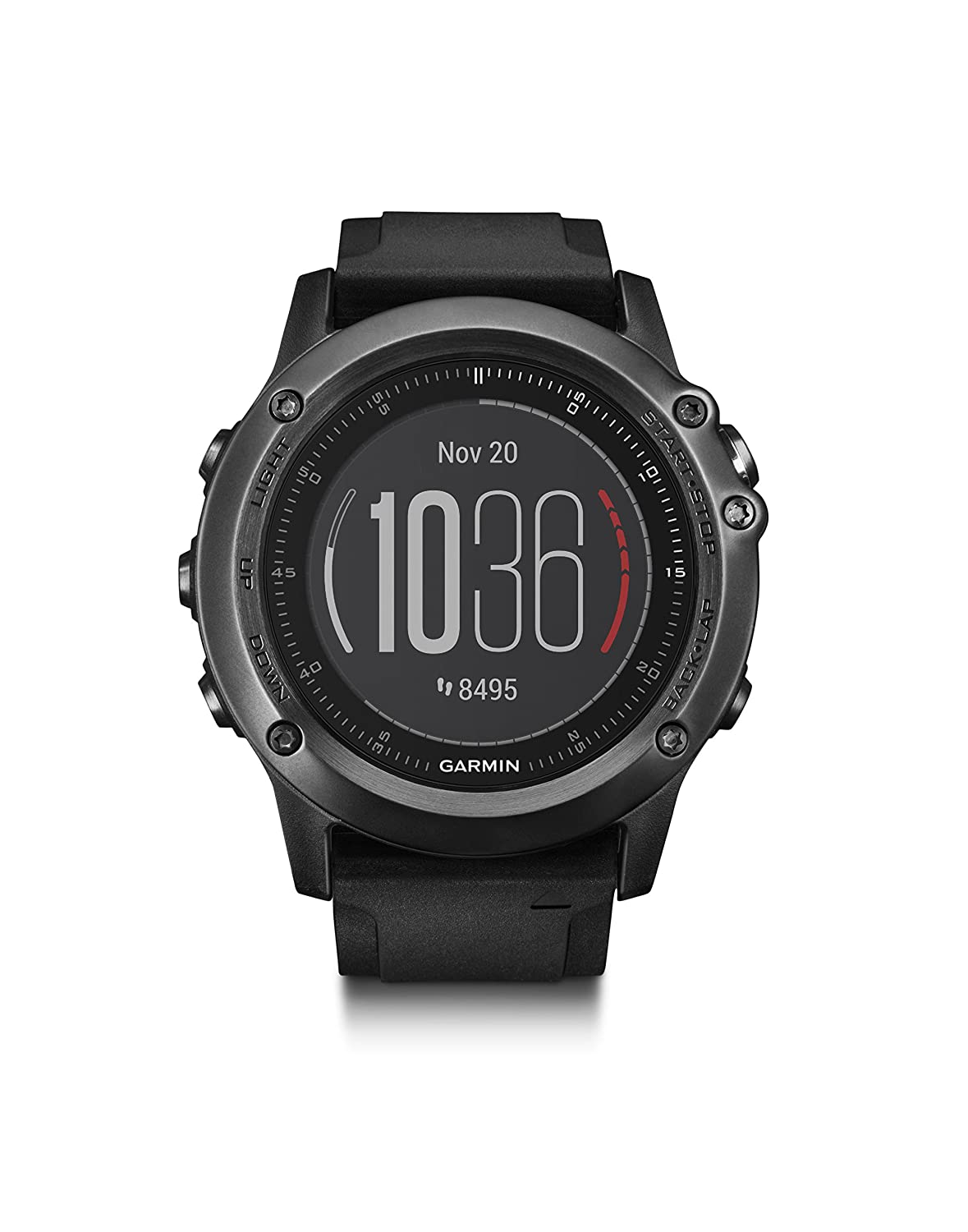Garmin Fenix Gray Performer Bundle Image 3