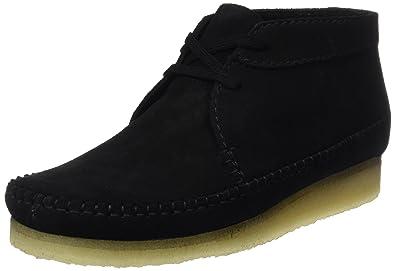 acd89c3a Amazon.com | CLARKS Men's Weaver Boot | Chukka