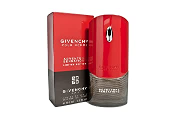 For Edition Givenchy Men Limited Sensations Spray3 Eau De Toilette 3 Adventure Ounce Ov8wNnPym0