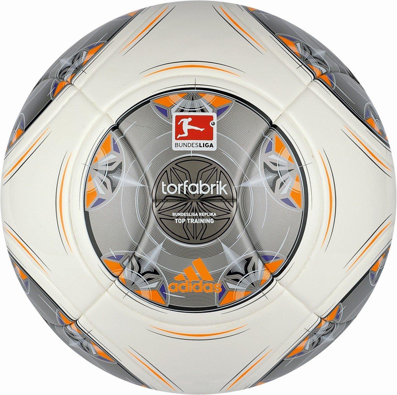 adidas DFL 13 Top TR - Balón de entrenamiento para fútbol Wht ...