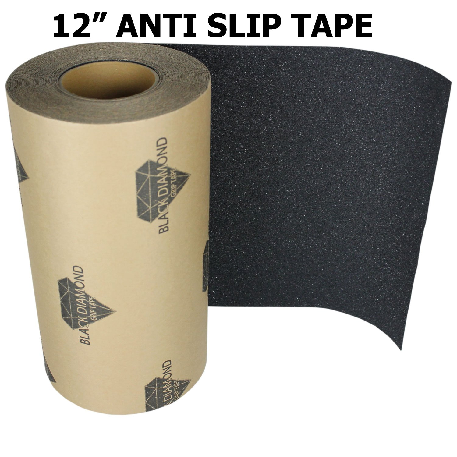 Anti Slip Traction Tape Black Roll Safety Non