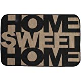 Saral Home Printed Anti Slip Jute Doormat -40x60 cm