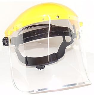 Silverline 140863 - Visor de protección transparente (Transparente ...