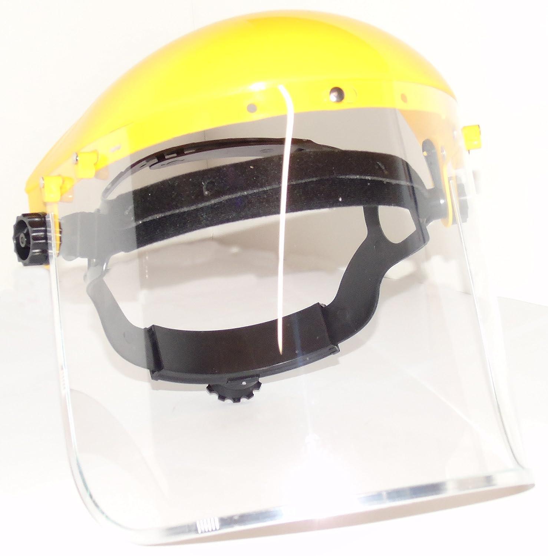 ESENO - Protector Facial de Seguridad Industrial y Visera Ancha