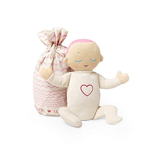 The Lulla Doll Baby Sleep Companion travel product recommended by Erica Harms on Lifney.