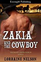 Zakia and the Cowboy (Thunder Creek Ranch Book 1)