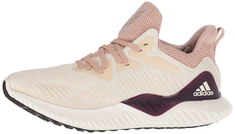 adidas Women's Alphabounce Beyond W Running Shoe B0711QXW9N 8 B(M) US|Ecru Tint/Ash Pearl/Ash Pearl