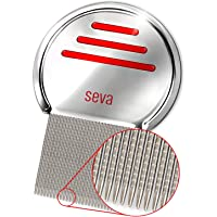 Professional Lice Comb - Nit Comb - Best Value - Stainless Steel - Reusable - Lice Treatment