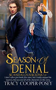 Season of Denial (Scandalous Scions Book 7)