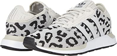 adidas Swift Run XW (Leopard Print) Core Black/Supplier Colour/Footwear White