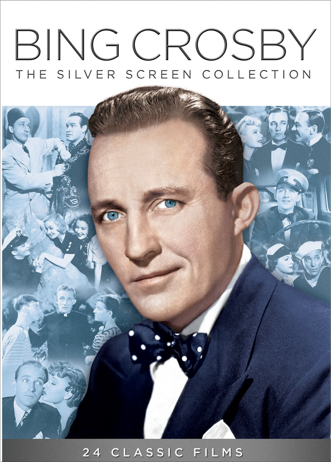 DVD : Bing Crosby: The Silver Screen Collection (Boxed Set, Snap Case, Slipsleeve Packaging, 13PC)