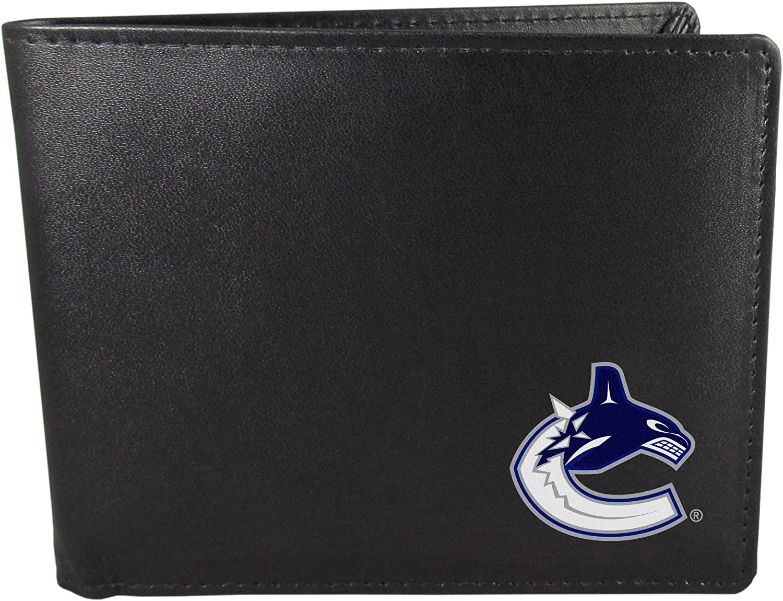 NHL Mens Bi-fold Wallet