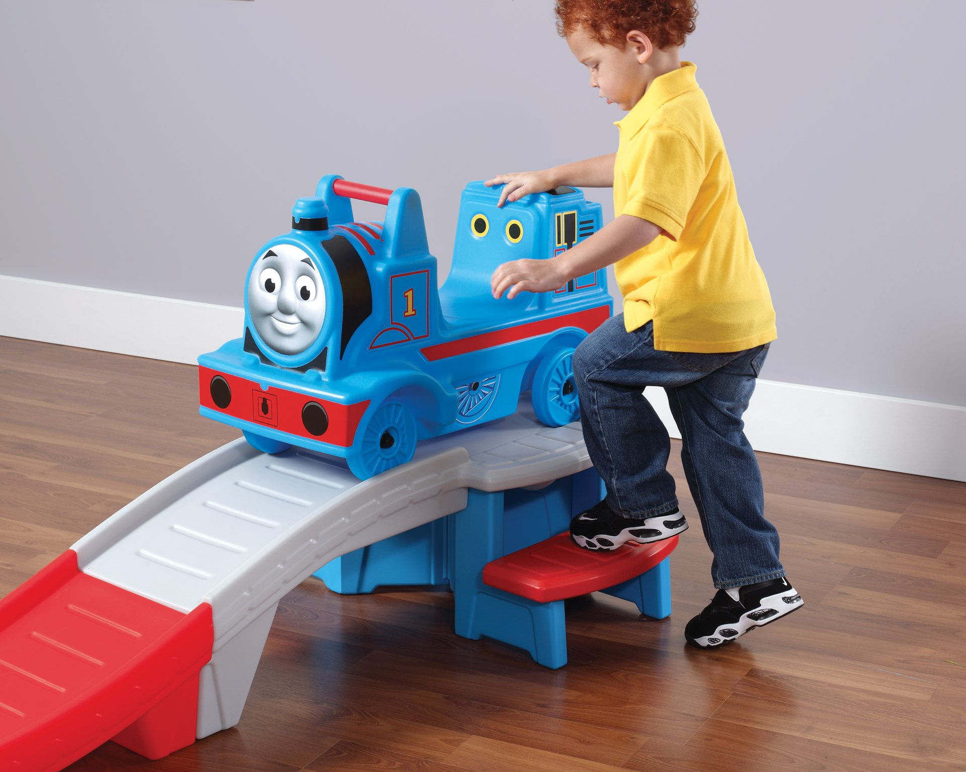 Step2 Thomas the Tank Engine Up and Down Roller Coaster by Step2 (Image #5)