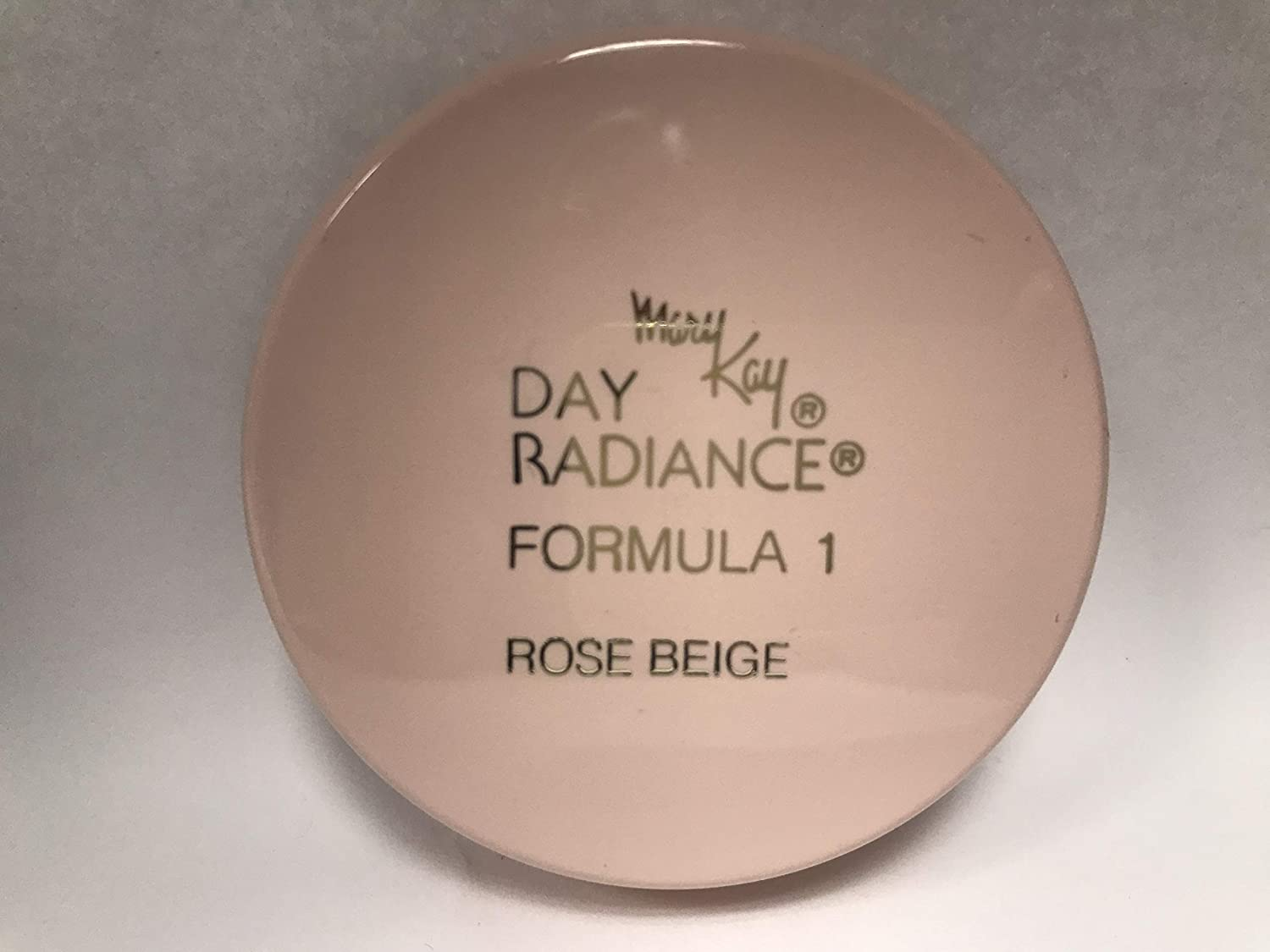 Mary Kay Day Radiance Formula 1 (Vintage Makeup) .50 Oz.