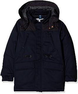 3d76ba3fd37d0 Teddy Smith Banofee Jr Blouson Fille Bleu: Amazon.fr: Vêtements et ...