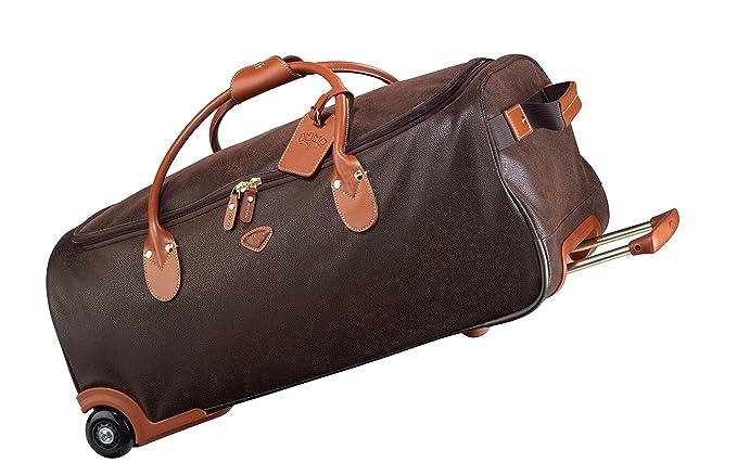 JUMP Uppsala Soft Bolso de viaje con ruedas chocolade 68 cm ...