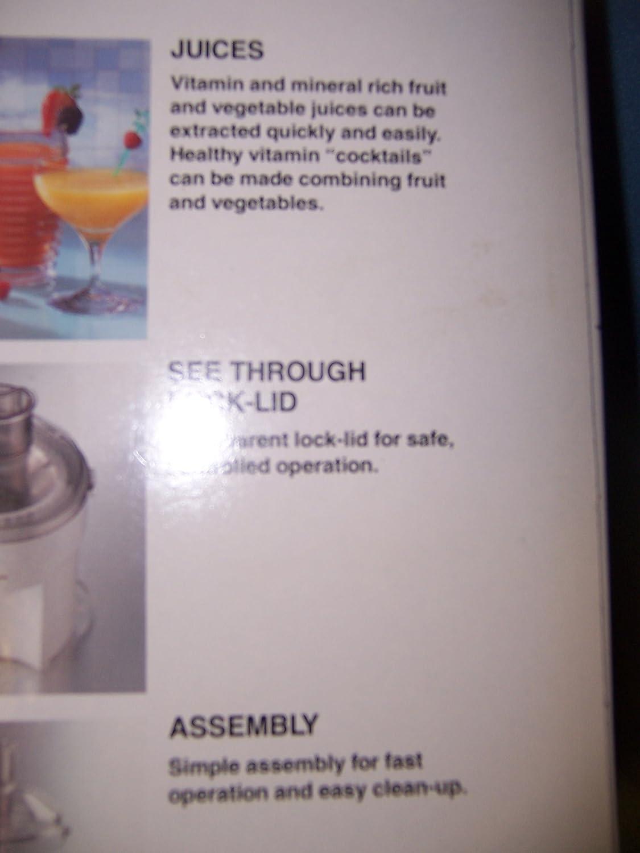 Amazon.com: Krups vitamini compacto exprimidor: Kitchen & Dining