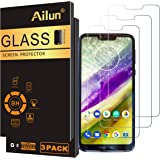 Ailun Screen Protector Compatible with Moto G7 Power 3 Pack 9H Hardness Tempered Glass Screen Protector for Motorola Moto G7