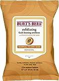 BURT'S BEES Lingettes Nettoyantes pour la Peau Sensible du Visage 25 Pièce