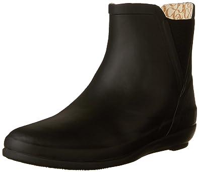 6cd9bc60fce6 Chooka Women s Fashion Rain Bootie Ankle