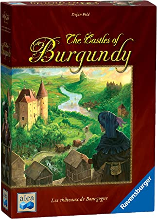Ravensburger Castles of Burgundy: Amazon.co.uk: Toys & Games