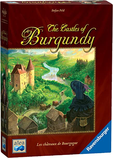 Ravensburger Juego de mesa Los Castillos de Borgo/ña