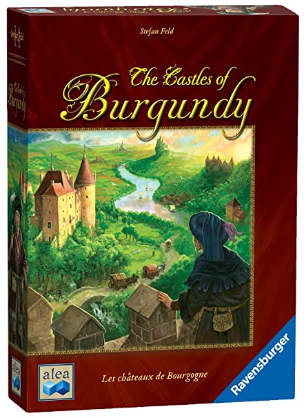 [Amazon Canada]Ravensburger Board Games - The Castles of Burgundy - $26.99