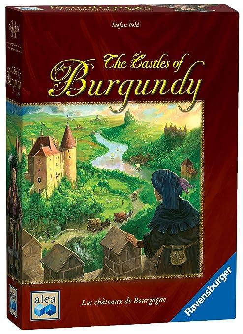 Amazon Ravensburger The Castles Of Burgundy Board Game Fun