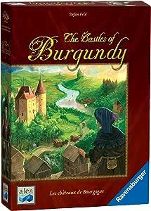 Ravensburger The Castles of Burgundy Game,Games & Craft