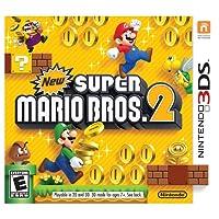 New Super Mario Bros. 2 - Nintendo 3DS Standard Edition