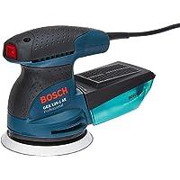 Bosch 06013875E0-000, Lixadeira Excêntrica GEX 125-1 AE 220V, Azul