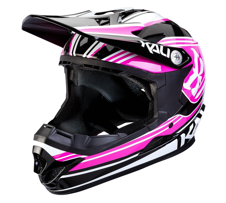 Kali Protectives zoka Casco de Bicicleta Unisex, Color Rosa ...