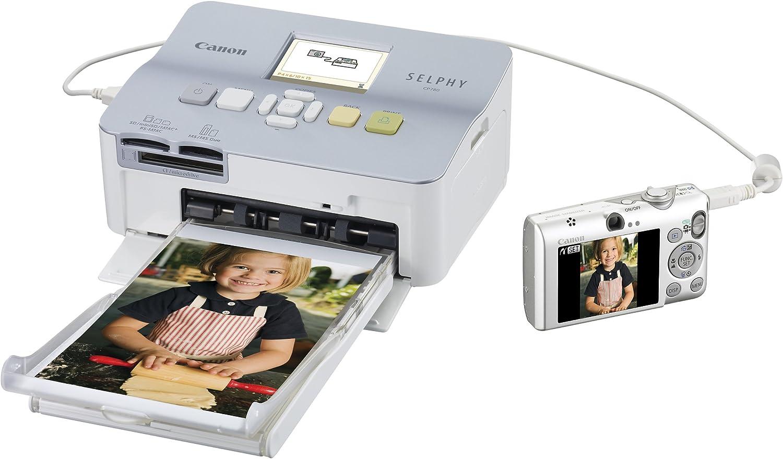 Amazon.com: Canon Selphy CP780 compacto Impresora de fotos ...