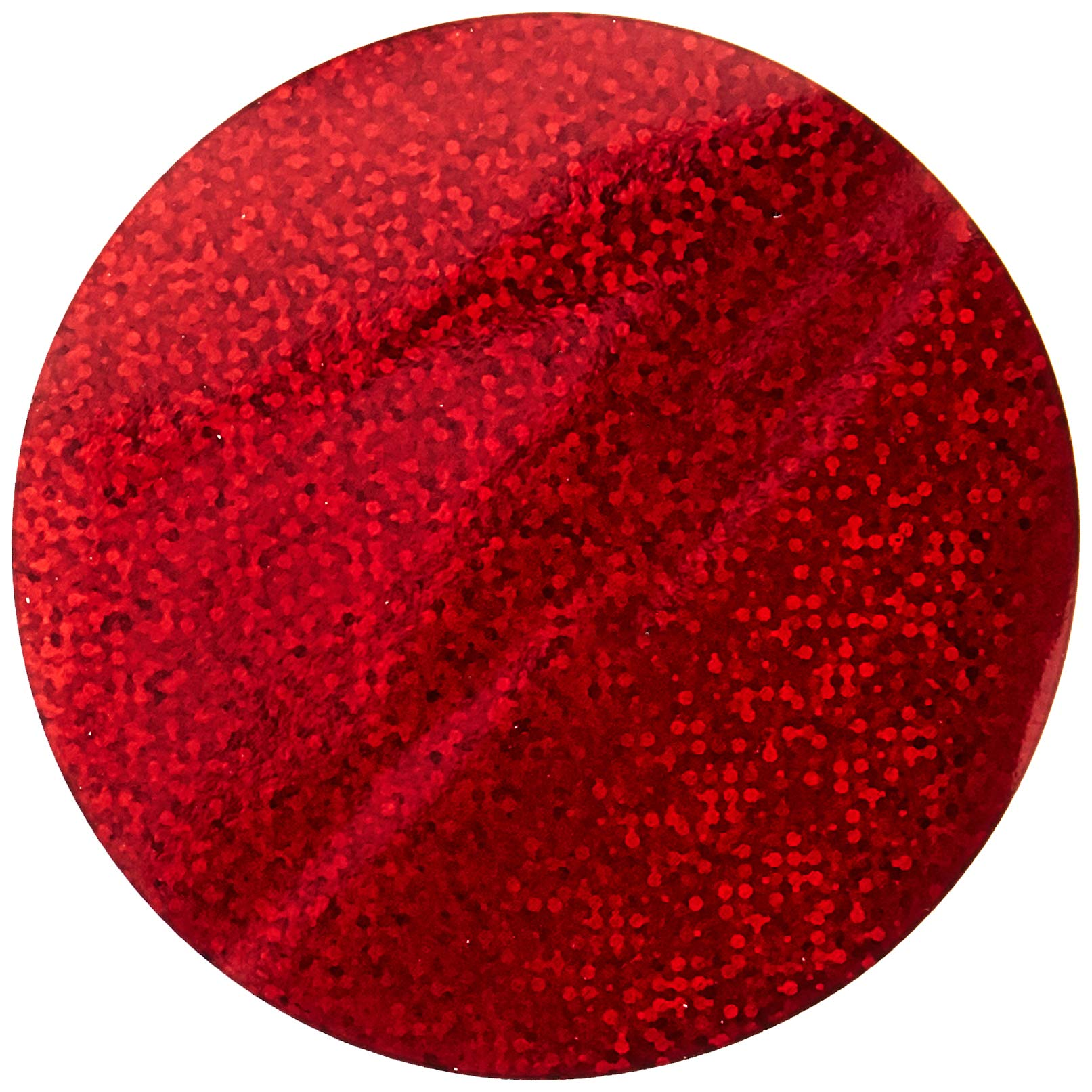 Mettoo Red Holographic Sparkle Body Foil Festival Pro, 1000 Count by Mettoo (Image #2)