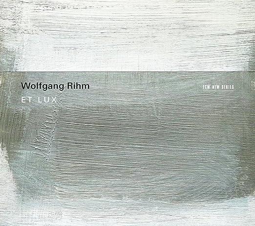 Wolfgang Rihm (°1952) - Page 4 81ALwq06d9L._SX522_