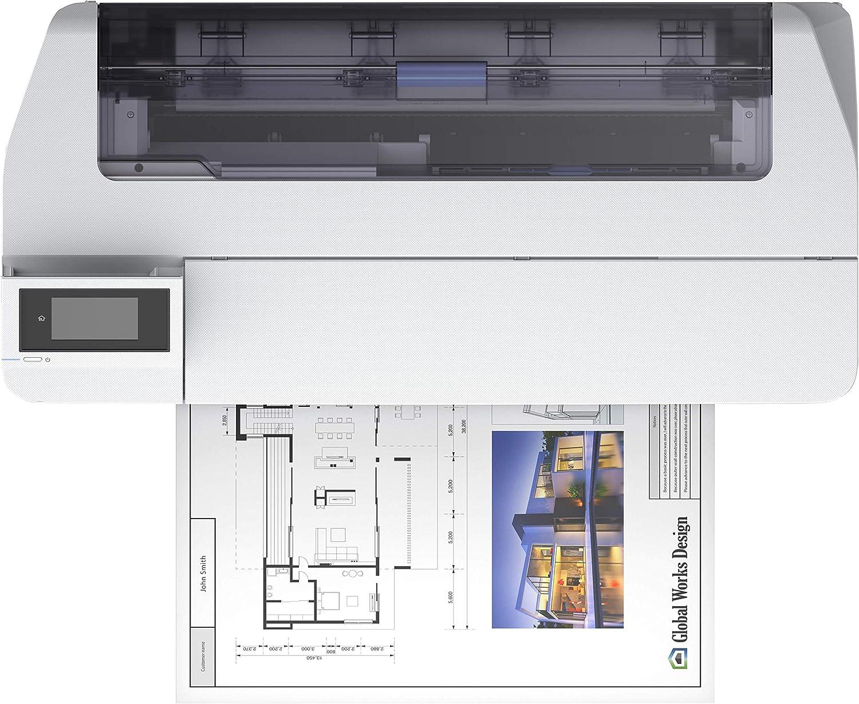 Epson SureColor SC-T3100N - Impresora de Gran Formato, Color Blanco: Epson: Amazon.es: Informática