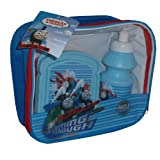 """Thomas the Tank Engine 8454105 """"Full Steam Ahead"""" Bag/Sandwich Box and Bottle Lunch Set (3-Piece)"""